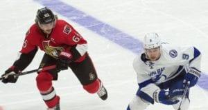 Erik Karlsson trade rumors could dominate the next couple days.