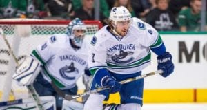 Teams are worried about Chris Tanev injury history