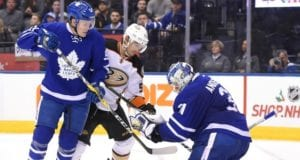 Could the Anaheim Ducks and Toronto Maple Leafs work out another deal?
