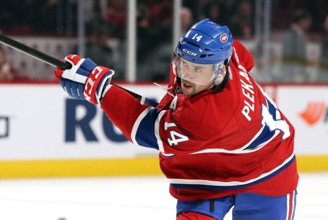 The Penguins, Wild and Sharks could use a center like Tomas Plekanec.