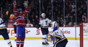 The St. Louis Blues have inquired about Montreal Canadiens winger Max Pacioretty