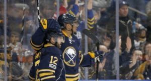 Evander Kane and Tomas Plekanec held out tonight. Brian Gionta talking with teams about an NHL deal.