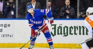 The New York Rangers have shut Kevin Shattenkirk down for the season.