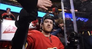 Could the Calgary Flames consider trading Dougie Hamilton in a deal to get back into the first round of the 2018 NHL draft?