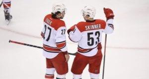 If the Carolina Hurricanes move Jeff Skinner and/or Justin Faulk may depend on the new GM.