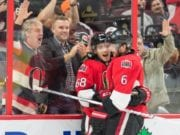The Philadelphia Flyers check in on Ottawa Senators Mike Hoffman. Bobby Ryan thought he was headed west but happy to stay.