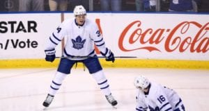 Could Mitch Marner potentially use Auston Matthews as comparable?
