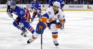 John Tavares and Ryan McDonagh
