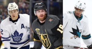 NHL free agents: Tyler Bozak, James Neal and Evander Kane are just a few of the pending UFAs that could boost their value with a strong playoff performance.