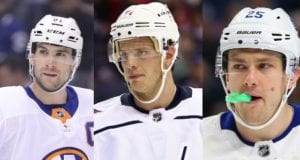 John Tavares, John Carlson and James van-Riemsdyk are the top 2018 NHL free agents