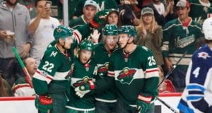 Have Charlie Coyle and Nino Niederreiter worn out their welcome with the Minnesota Wild?