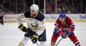 Buffalo Sabres center Ryan O'Reilly would be a good fit with the Montreal Canadiens.