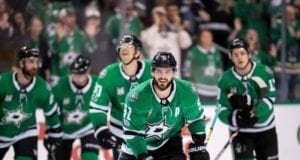 The Dallas Stars can talk with Tyler Seguin about a contract extension this offseason.
