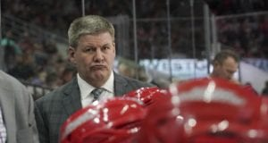 Bill Peters opts out of contract with the Carolina Hurricanes and signs point to him going the Calgary Flames.
