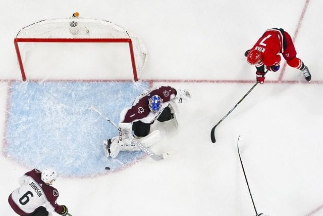 The offseason needs for the Colorado Avalanche. Coaching candidates for the Caroilna Hurricanes.