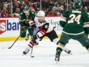 Contract talks between the Arizona Coyotes and RFA Max Domi have begun. A no brainer for the Minnesota Wild to lock up Matt Dumba