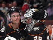 Cam Fowler out four to six weeks. John Gibson is day-to-day.
