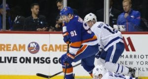 New York Islanders pending free agent John Tavares may see what the market has to offer before deciding on his future.