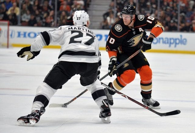 The Anaheim Ducks and Los Angeles Kings could be looking at some offseason change, though it won't be easy.