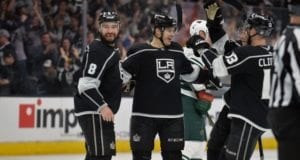 Do the Los Angeles Kings re-sign Drew Doughty this offseason or do they see how many assets they could get for him?