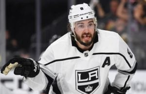 Los Angeles Kings defenseman Drew Doughty suspended for one game