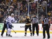 The NHL suspends Nazem Kadri for three games.