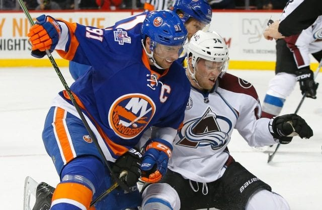 The Colorado Avalanche could be one of the teams that would be interested in John Tavares if he hits free agency.