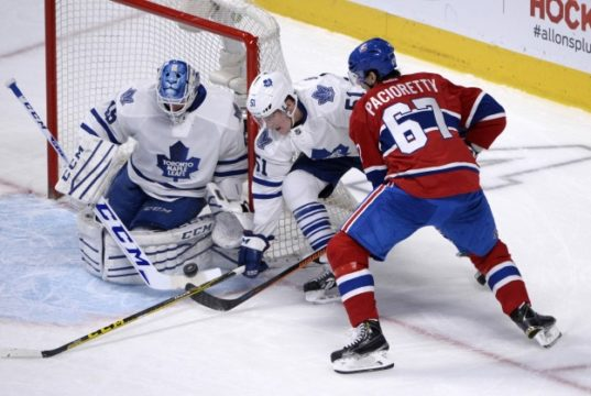 Offseason NHL trade targets - Max Pacioretty and Jake Gardiner are two players would could get traded this offseason