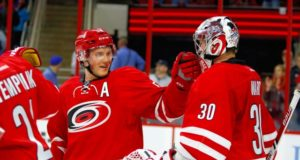 The Carolina Hurricanes are reportedly shopping Jeff Skinner. No decision has been made involving pending UFAs Cam Ward, Derek Ryan and Lee Stempniak.