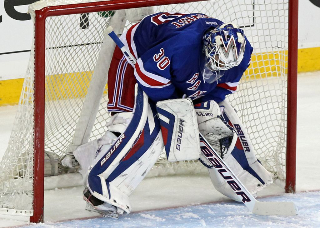 Will this be the end of Henrik Lundqvist in a New York Rangers jersey?