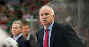 Joel Quenneville's next stop may be the Florida Panthers?