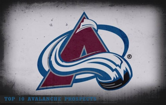 2016-17 Top 10 Colorado Avalanche Prospects