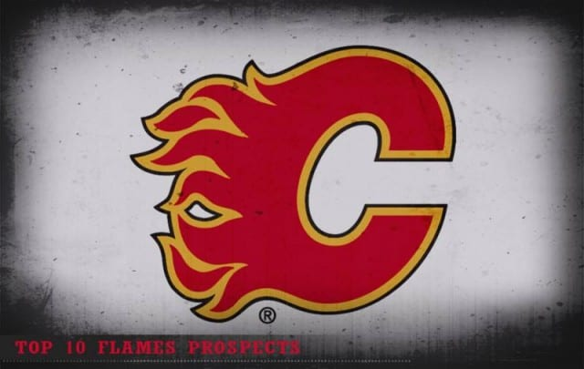 Top 10 Calgary Flames prospects