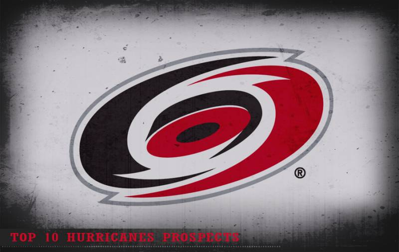 Top 10 Carolina Hurricanes prospects