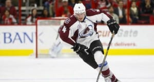Could Joe Sakic trade Tyson Barrie at the trade deadline?