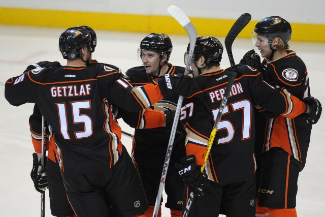 Anaheim Ducks and Bob Murray are definitely at the crossroads