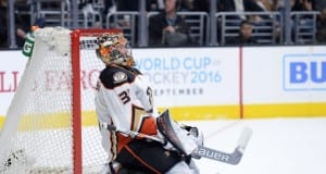 Could the Maple Leafs target Frederik Andersen this offseason