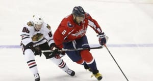 An early look at some NHL Awards - Patrick Kane and Alex Ovechkin could be in the Hart Trophy running