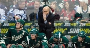Mike Yeo has met with the Ottawa Senators about their vacant head coaching position