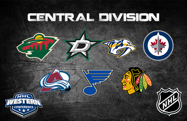 Central Division - image from Daniel Andersen icing.no
