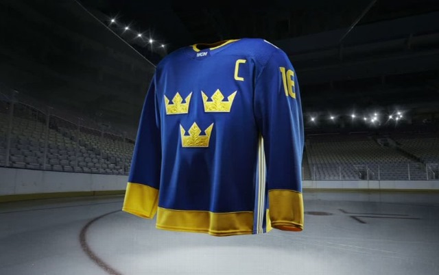 Sweden World Cup of Hockey