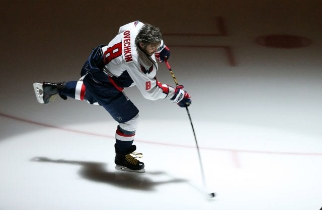Should the Washington Capitals consider trading Alex Ovechkin?