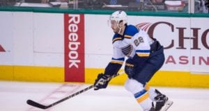 The Boston Bruins talked to the Blues about Kevin Shattenkirk