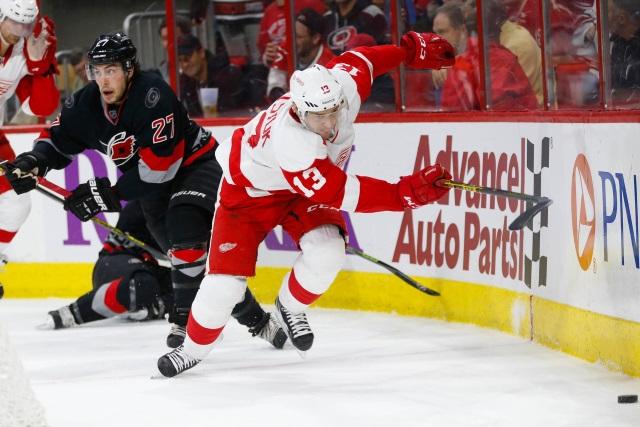 NHL Rumors  Red Wings 45a9141f8