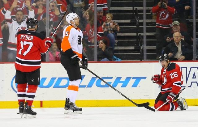 NHL Rumors: Devils, Flyers, Canucks and Ducks