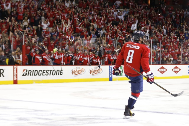 Alex Ovechkin denies reports he's injured and could miss the World Cup of Hockey