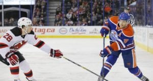 Taylor Hall will improve the Devils offense