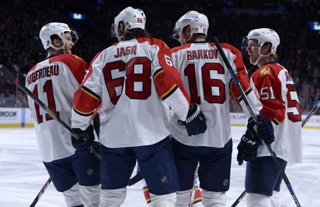 Atlantic Division Florida Panthers Season Primer