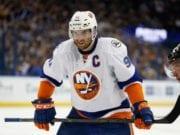 John Tavares of the New York Islanders