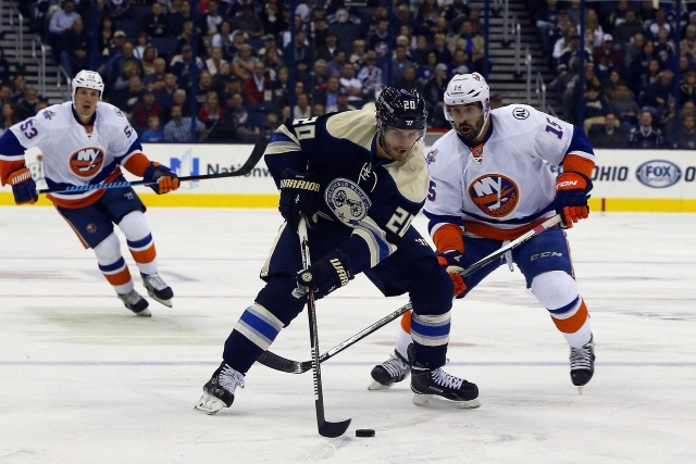 Could the New York Islanders be looking at Brandon Saad?